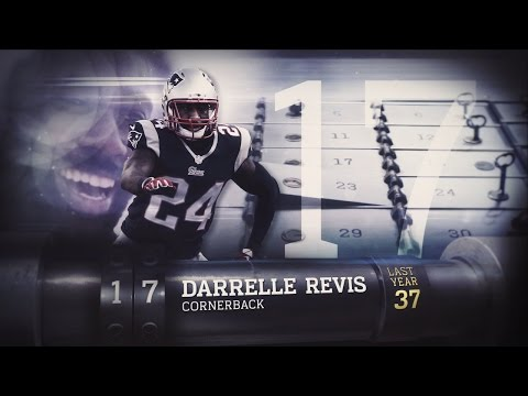#17 Darrelle Revis (CB, Patriots) | Top 100 Players of 2015