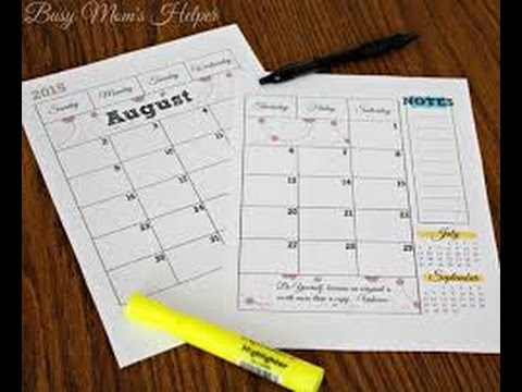 Virtual Homeschool Coop - Assignment 6 - How I schedule our homeschool year
