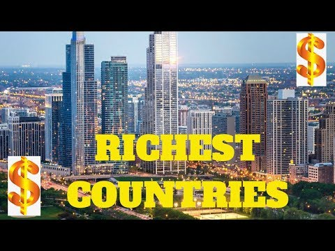 Top 10 Richest Countries in Africa 2019