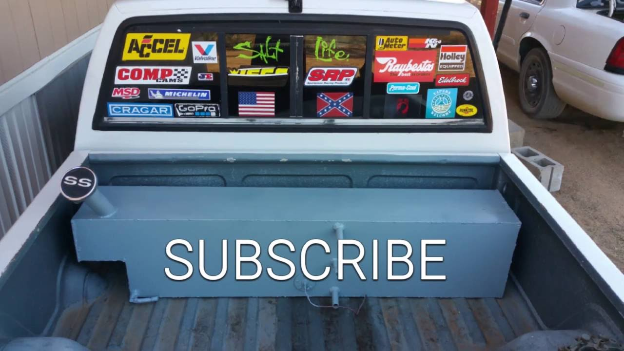 V8 S10 Build 24: Fuel Cell Gas tank