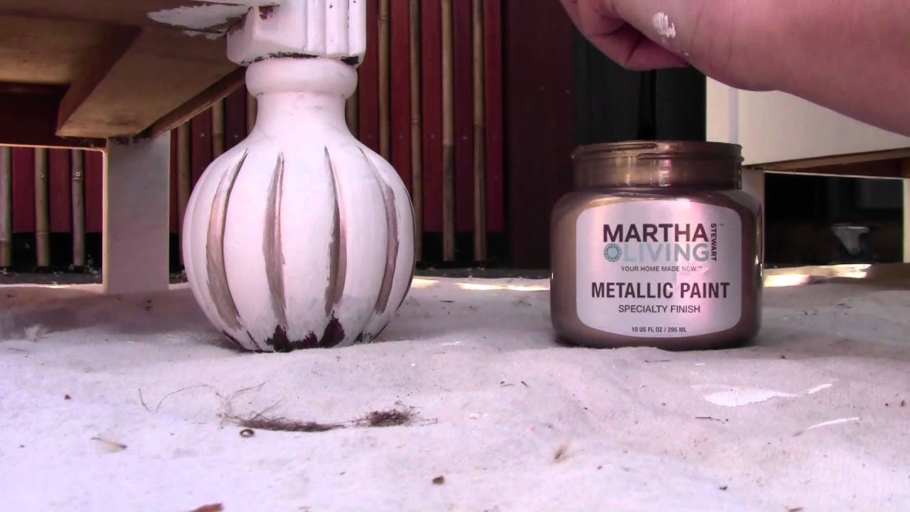 How To Make Your Own Black Chalk Paint