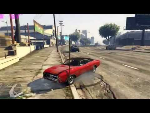 GTA 5 Gameplay GTX 580 #01