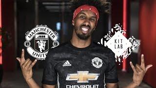 NEW! Manchester United 17/18 Away Kit! | KitLab