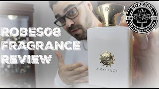 Honour Man by Amouage Fragrance Review (2011)