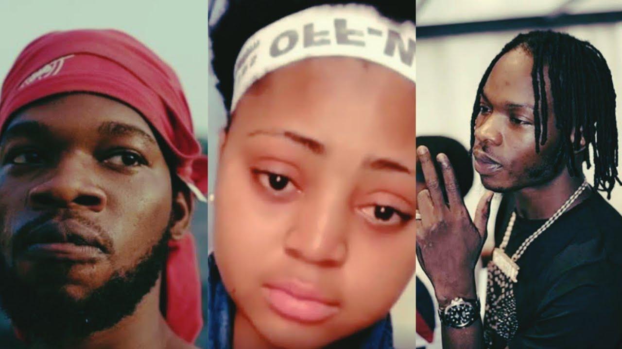 Download Brodda Shaggi And Naira Marley Struggle Over Regina Daniels | Comedy
