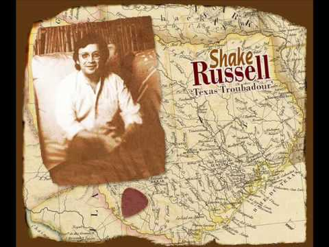 Deep in the West - Shake Russell