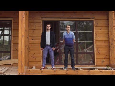 Обзор: дом из клееного бруса, цена, плюсы и минусы! 0+