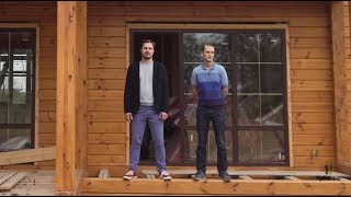 видео Клееный брус в строительстве домов