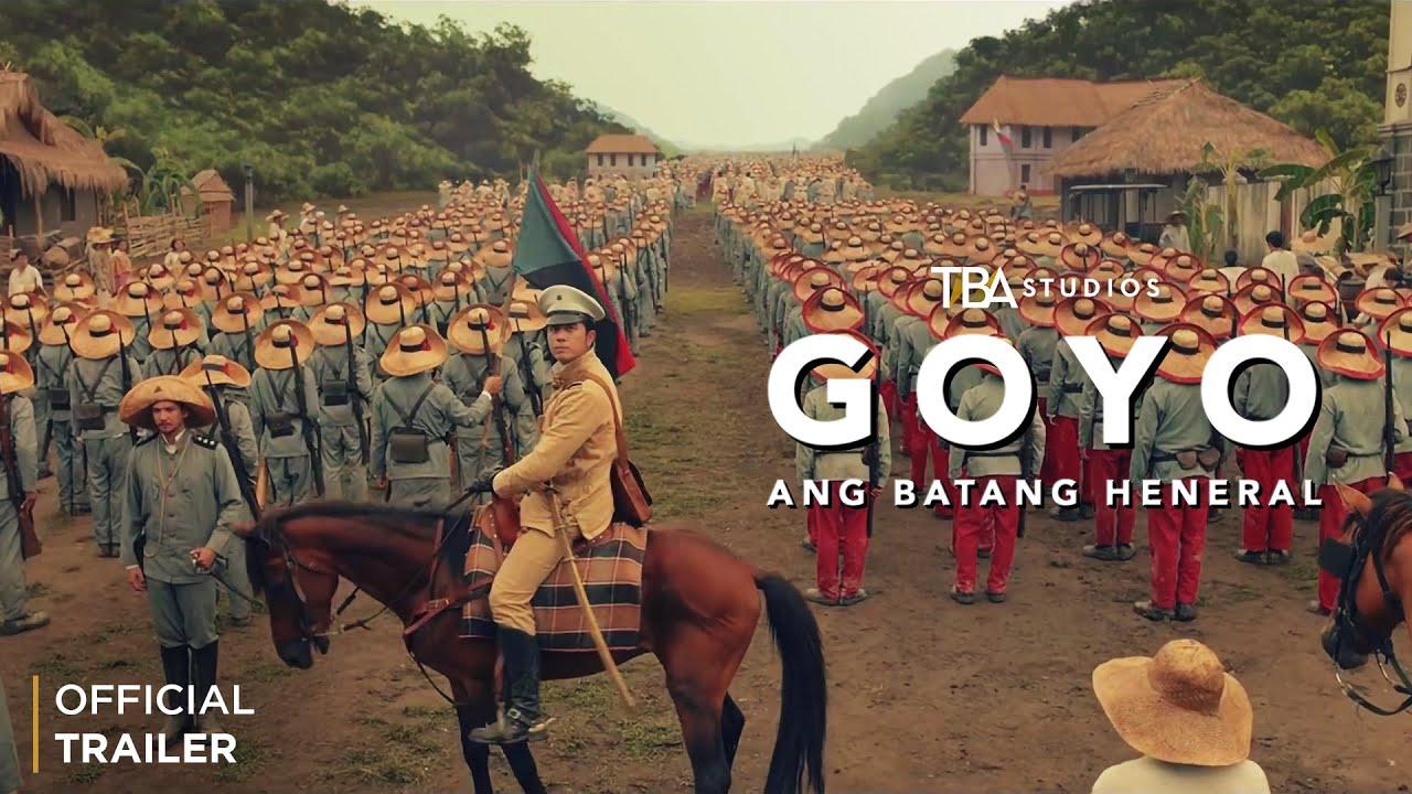 Goyo - Ang Batang Heneral | Official Trailer | Jerrold Tarog | Paulo Avelino | TBA Studios