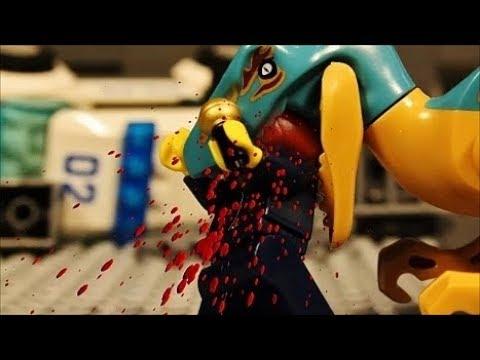 "LEGO Jurassic World ""Outbreak"""