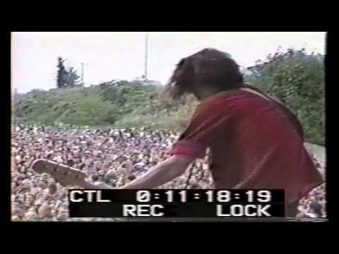 SOUNDGARDEN - Gun - Lollapalooza '92 (WIDESCREEN)