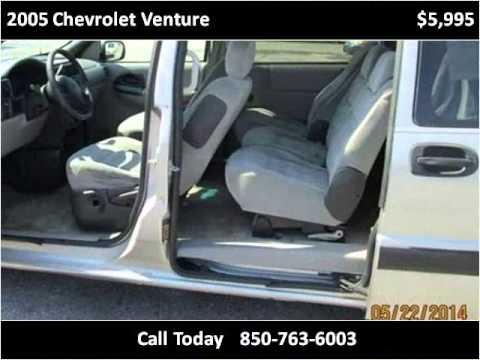 2005 Chevrolet Venture Used Cars Panama City FL
