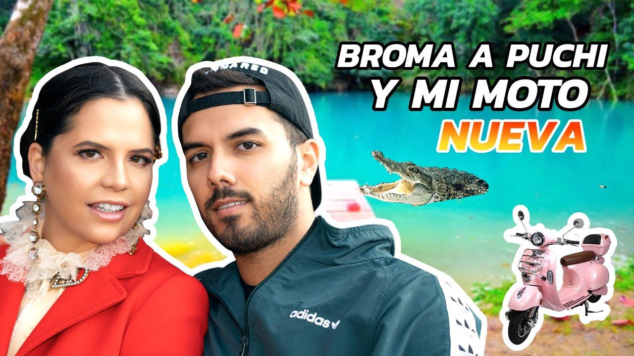 BROMA DE COCODRILO 🐊 VLOG EN PUNTA CANA | El Mundo de Camila