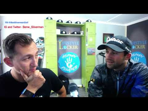 Ben Silverman- PGA Tour Golfer on Lifestyle Locker Inc.