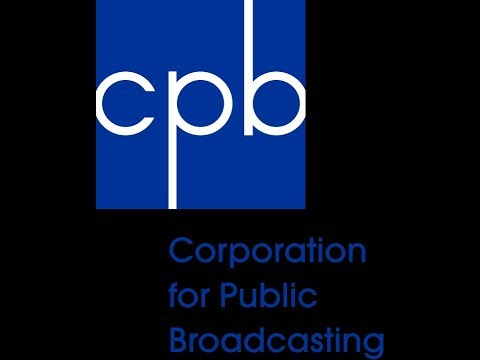 CPB: Corporation for Public Broadcasting Logo History