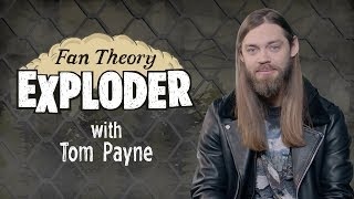'The Walking Dead' Fan Theory Exploder with Tom Payne | Rolling Stone