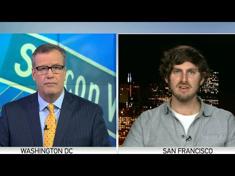 Josh Constine talks about Facebook, the tech industry and the travel ban