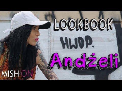 LookBook Andżeli - LATO 2017