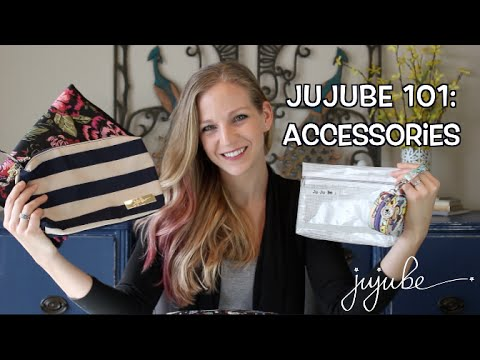 Ju-Ju-Be 101: Accessories Featuring The JuJuBe Be Set, Be Quick, Fuel Cell, Pacipod And More!