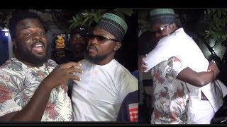 Your son will not dieSays Aremu Afolayancarries Toyin Abraham39s husband upAs Woli Arole storm in
