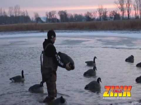 Zink Calls Ice Eater Goose Hunt