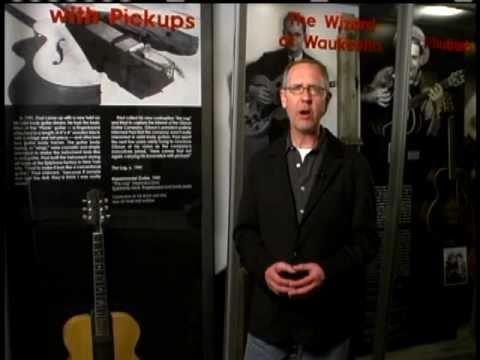 In the Museum: The Les Paul Guitar