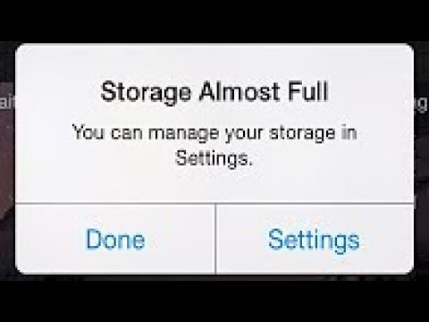 how to clear icloud storage on iphone 5