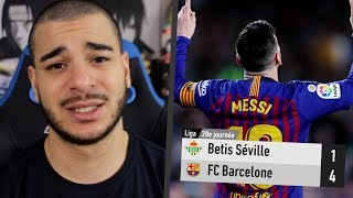 C'est trop là Messi...