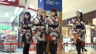 2012.01.14 イオン石巻店にて、仙台・ローカルアイドルユニット 『みち...