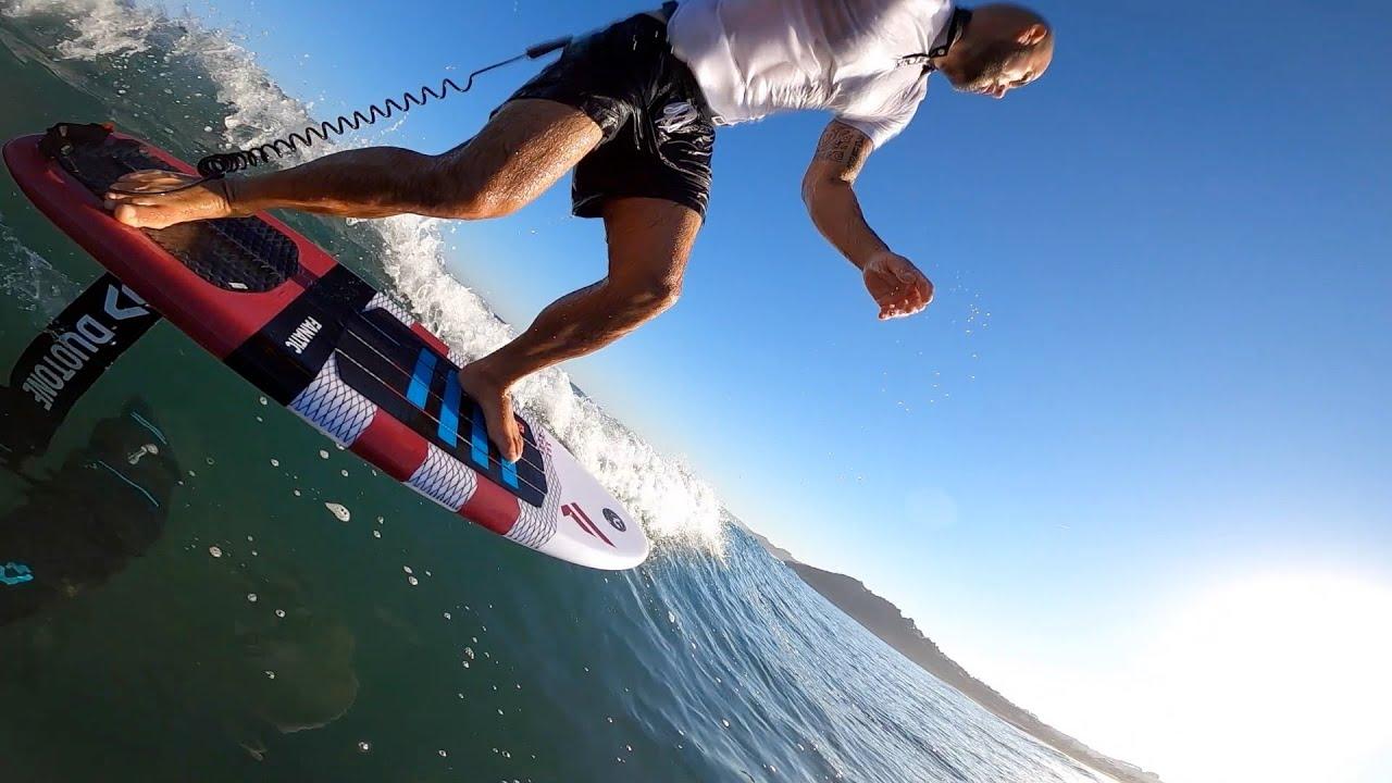 FOIL SURFING_ FANATIC & DUOTONE