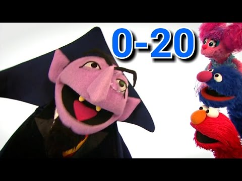 Sesame Street: Number Of The Day