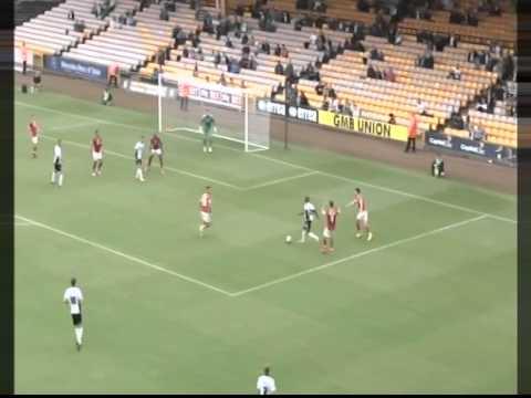 Mark Marshall's brilliant goal against Barnsley