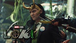 Marvel's Loki - Full Trailer