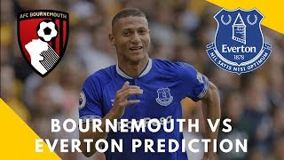 Bournemouth vs Everton - Match Prediction