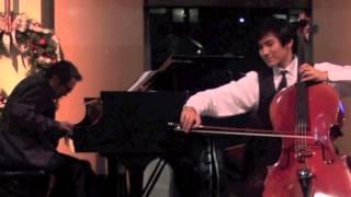 PASKO NA SINTA KO piano TATENG Katindig, cello MATTHEW John