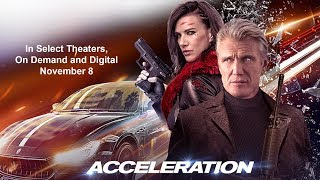 Acceleration - Official Trailer (Sean Patrick Flanery, Dolph Lundgren)