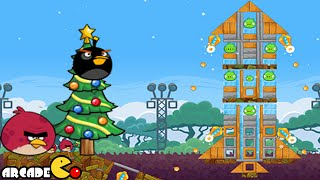 Angry Birds Friends - Facebook Friends Tournament Cannon Shooter Challenge August 18th Level 5-6