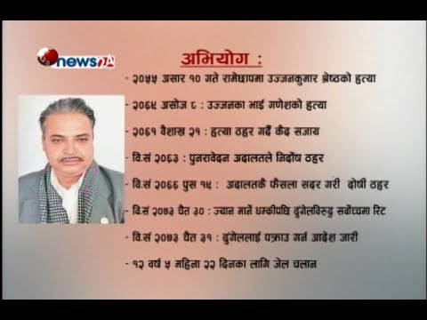 Prime Time NEWS 8 PM_2074_07_14 - NEWS24 TV