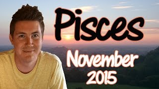Horoscope for Pisces November 2015 | Predictive Astrology