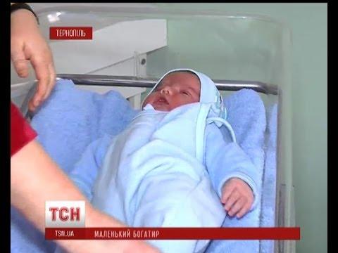 У Тернополі народився