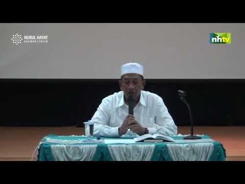 Ceramah agama Mengenal Allah pada Segala Sesuatu ~ KH. Abdul Kholiq Hasan