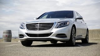 2015 Mercedes S-Class Plug-in Hybrid (CNET On Cars, Episode 71)