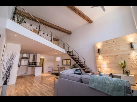 Le 546 Rue Darling: magnifique cottage de style loft