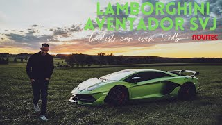 loudest AVENTADOR SVJ on the planet / #1 The Supercar Diaries
