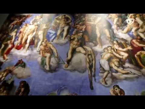 Мультимедийная выставка Микеланджело. Сотворение мира