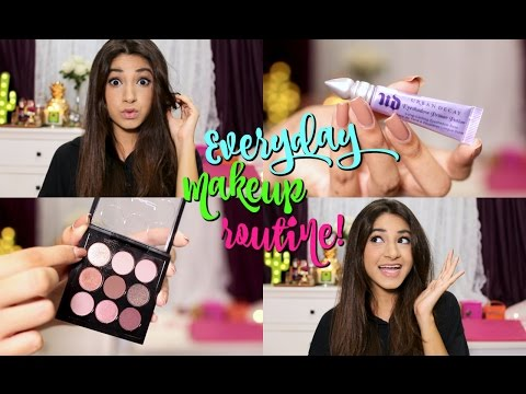 My Everyday Makeup Routine | Aashna Shroff