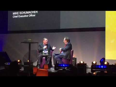 IGEL EUC Disrupt 2018: Mike Schumacher's interview on stage