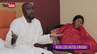 Sister Maggi Got Pregnant After Honeymoon - Chief Imo Comedy