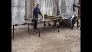 Станок поперечной резки металла ручной РПР