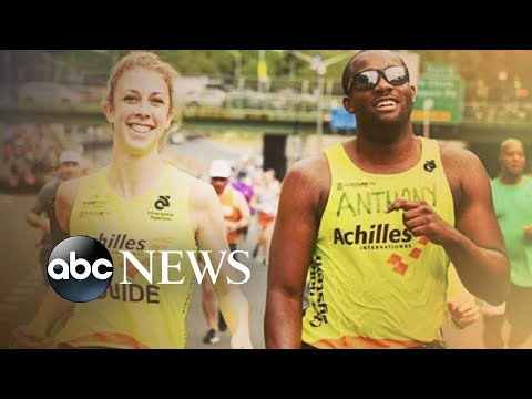 The Morning Rush - Blind Runner Finds Love With His Marathon Trainer